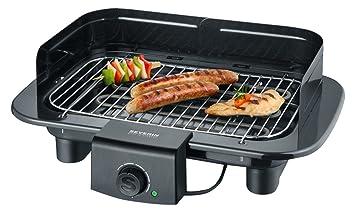 Severin Elektrogrill Defekt : Severin pg barbecue grill w tischgrill grillfläche