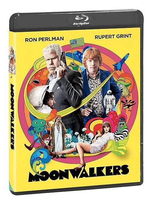 Moonwalkers [Italia] [Blu-ray]: Amazon.es: Rupert Grint, Ron ...