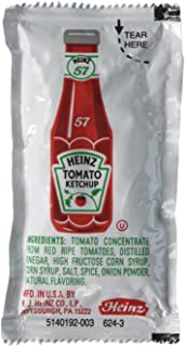 product image for Heinz Single Serve Packages .32 Ounces (Pack of 100)