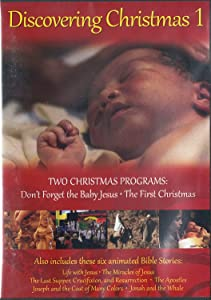 Life With Jesus / Miracles Of Jesus / Jonah and The Whale / First Christmas / Apostles / Last Supper, Crucifixion and Resurrection / Joseph and The Coat Of Many Colors / Don't Forget The Baby Jesus