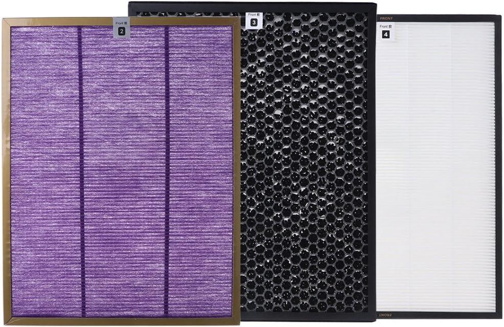HAINAN Kit de filtro purificador de aire para AC4072 AC4074 AC4083 ...