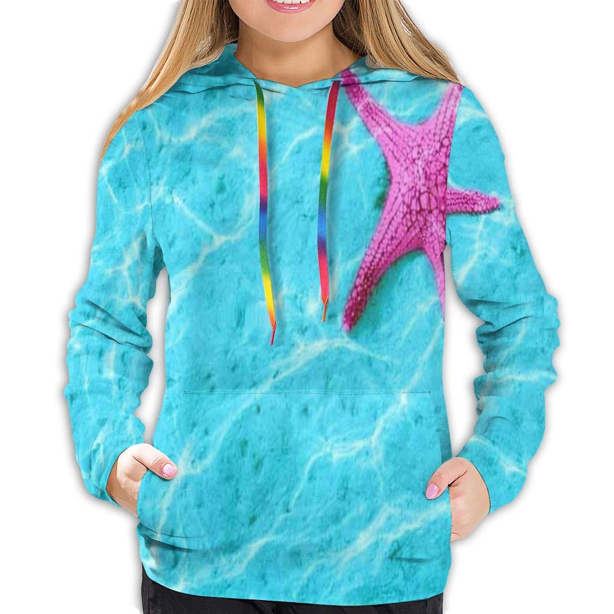 Brown Leopard Print Women's Fashion Pullover Hoodie Adult Hooded Sweatshirt Pocket Ladies