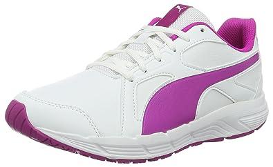 Puma Unisex Kids  Axis V4 Sl Jr Low-Top Sneakers  Amazon.co.uk ... a84378202