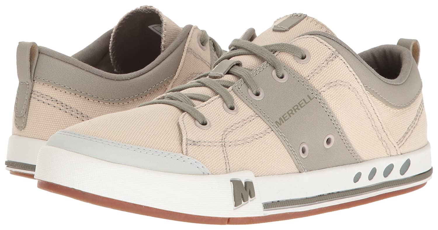 Merrell Men's, Rant Lace Up Casual Sneakers Putty 8 M