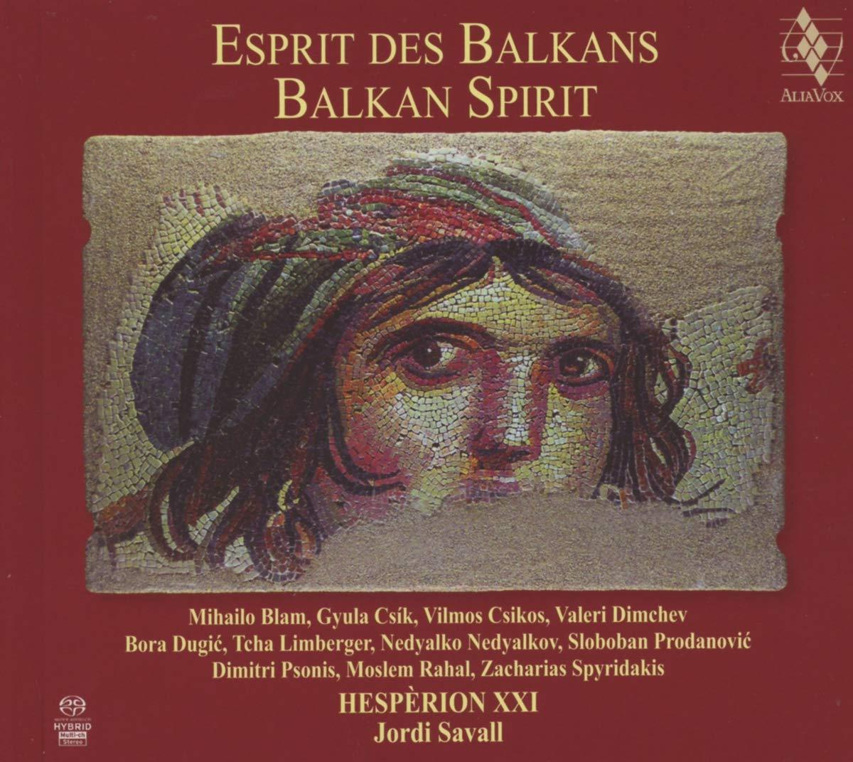El Espíritu De Los Balcanes; Jordi Savall: Hesperion XXI Savall; Jordi, Jordi Savall: Amazon.es: Música