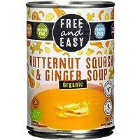 Free & Easy Butternut Squash & Ginger Soup, 400g