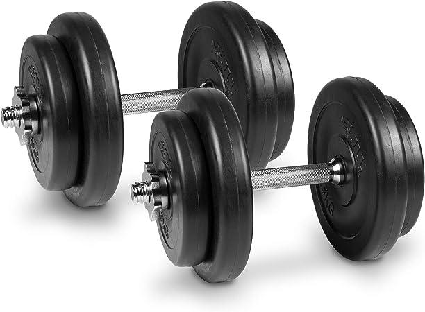 Kunstoff Hantel Scheibe Hantelscheibe Gewicht Fitness Gym Training Kraft Sport