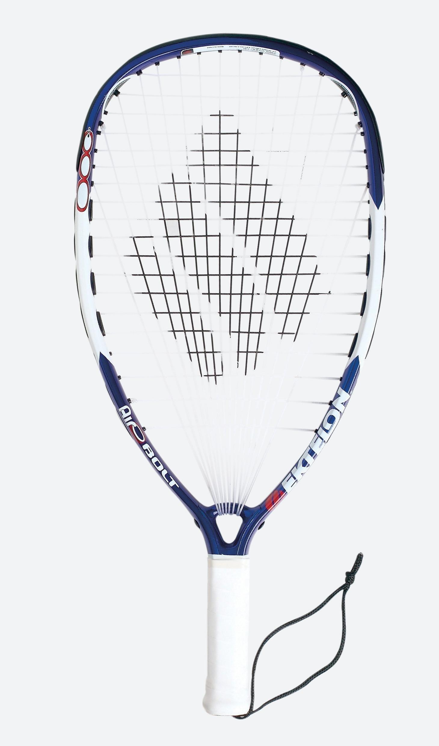 Ektelon AirO Bolt Racquetball Racquet (SS)