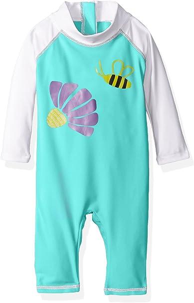 Flap Happy Girls Baby UPF 50 Rash Suit