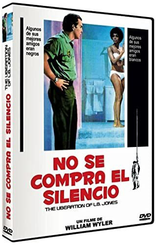 No se compra el silencio [DVD]: Amazon.es: Lee J, Cobb, Anthony Zerbe, Roscoe Lee Browne, Lola Falana, Lee Majors, Barbara Hershey, William Wyler: Cine y ...
