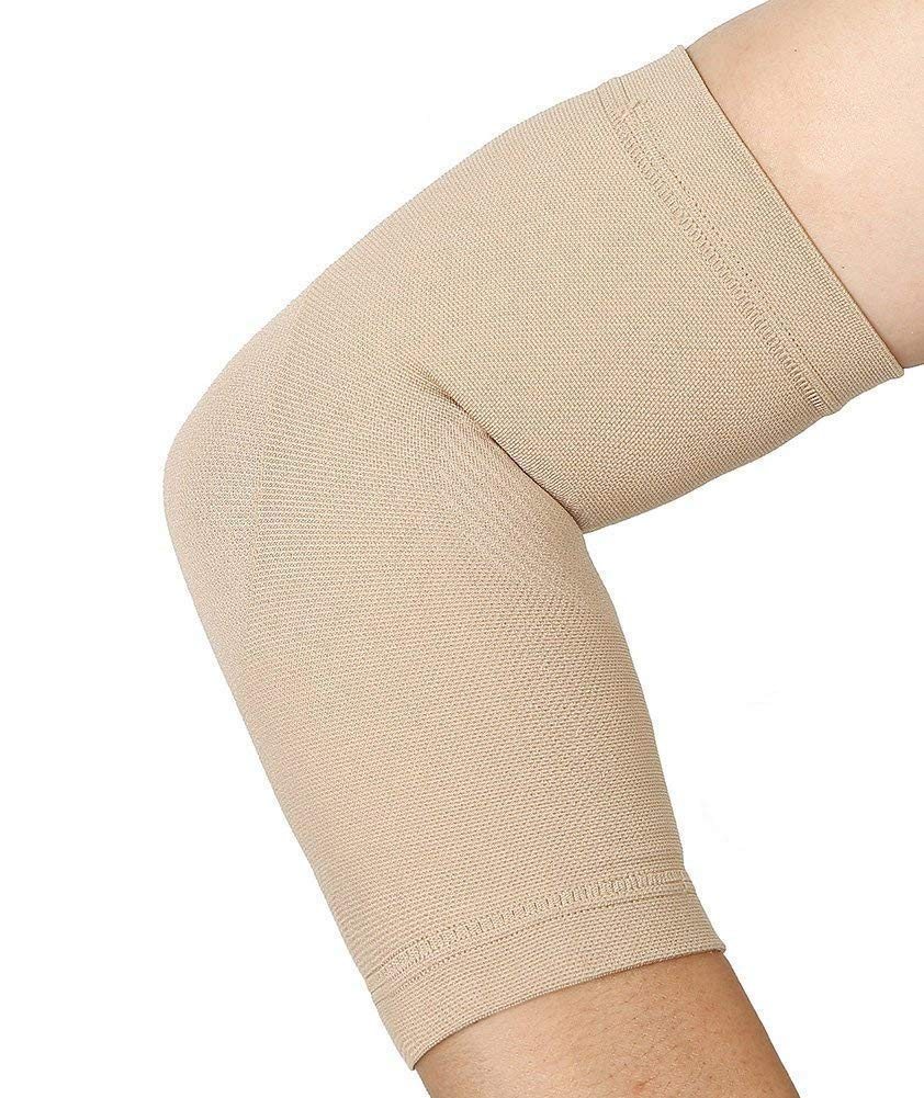 4b5c80d20d Elbow Compression Sleeves, 1 Pair, TOFLY Lightweight Elbow Brace Support  for Men Women,