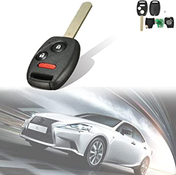 Pack of 2 KeylessOption Keyless Entry Remote Control Car Key Fob Replacement for CWTWB1U545
