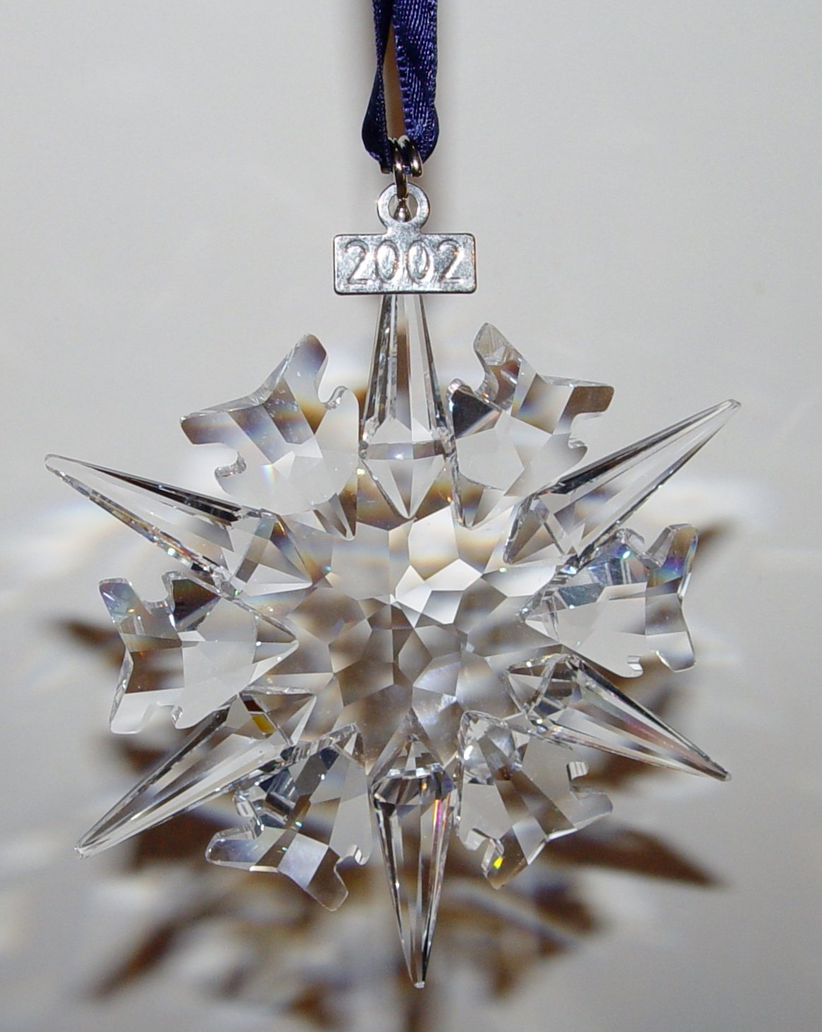 Swarovski christmas ornament 2004 - Amazon Com Swarovski Christmas Ornament 2002 Limited Edition 288802 Home Kitchen