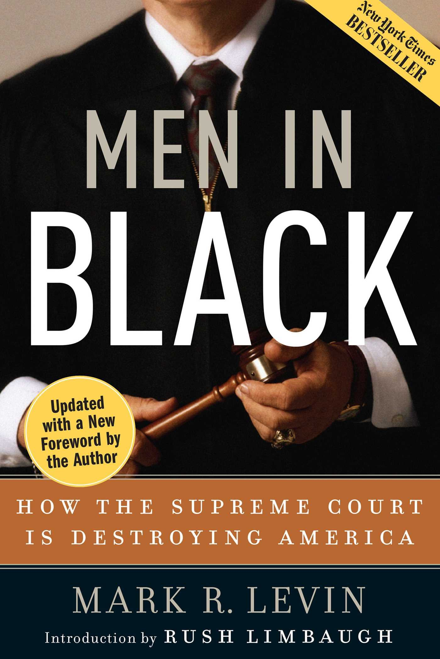 Men in Black: How the Supreme Court Is Destroying America pdf epub