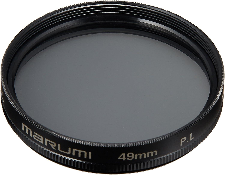 for MARUMI Camera Film Dedicated Filter PL49mm polarizing Filter 201063