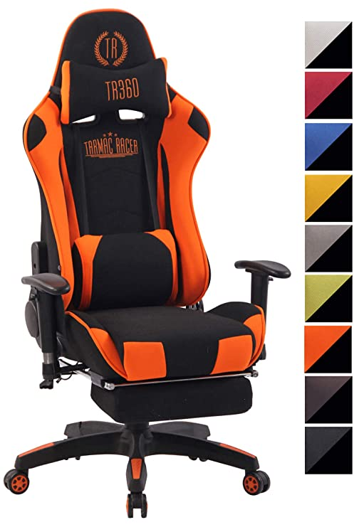 CLP Silla Racing Sports Turbo XFM en Tela I Silla Gaming ...