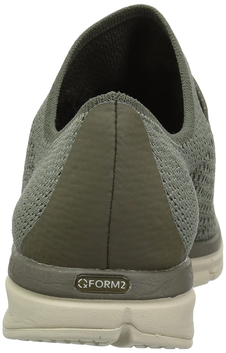 Merrell Women's Zoe Sojourn Lace Knit Q2 Sneaker B079DH5P44 5.5 B(M) US|Dusty Olive