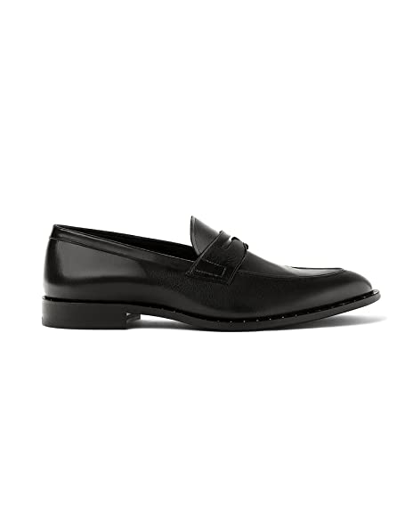582d8cfd0d Zara Mocassini Uomo, Nero (Nero), 45 EU | 12 US | 11 UK: Amazon.it ...