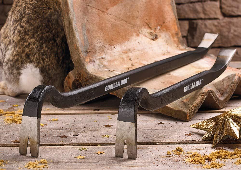 2 piezas Roughneck 64402-14//22 pulgadas conjunto de barras de gorila