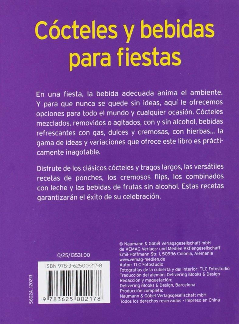 COCTELES Y BEBIDAS PARA FIESTAS MINILIBR: Varios: 9783625002178: Amazon.com: Books
