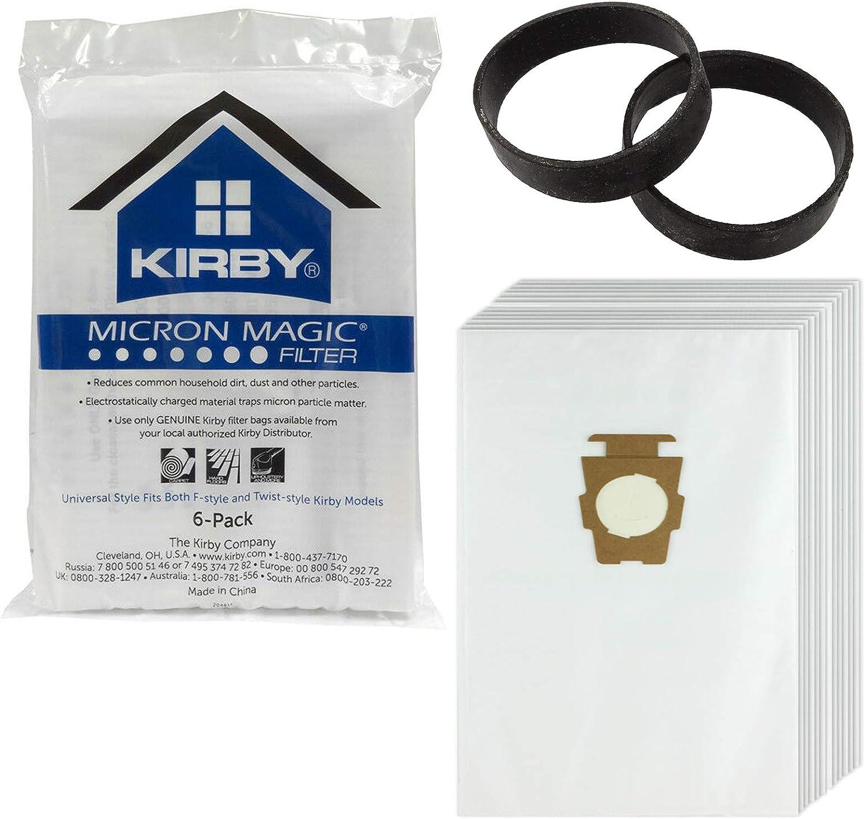 Kirby G10 g10e G10SE aspirador auténtica Hepa bolsas de polvo + ...