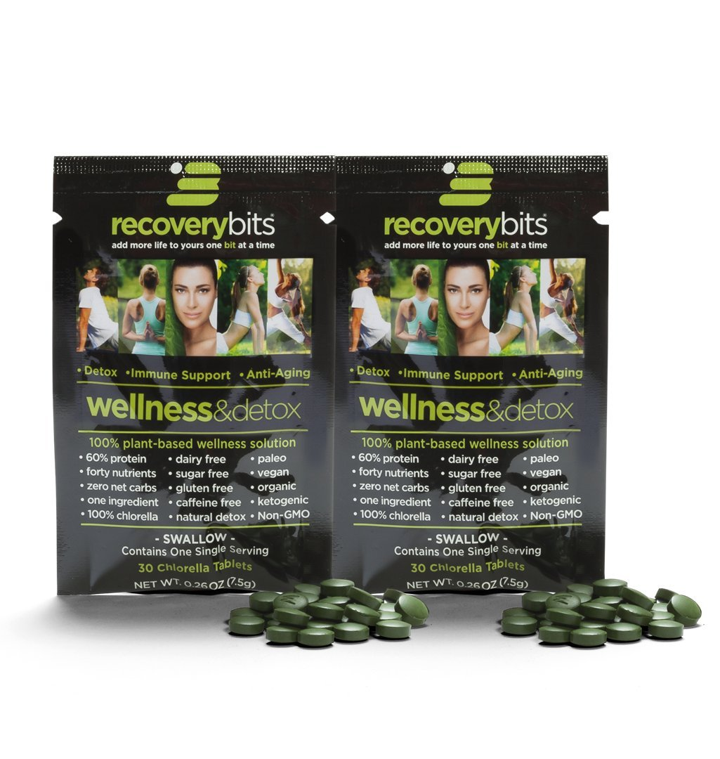 Amazon Com Energybits Purest Spirulina Algae Tablets