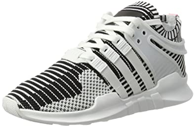 f5ca29fbcc68 adidas Originals Men s EQT Support Adv Pk Ftwwht and Turbo Sneakers - 10 UK  India