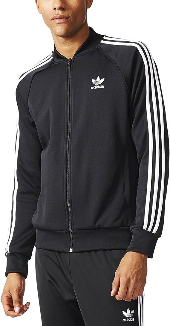 adidas Mens Originals Superstar Track Jacket #AY7059: Amazon.es ...