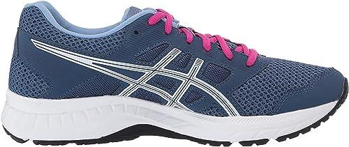 tenis asics gel contend 5 zapatillas mujer