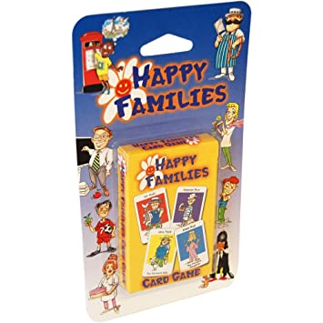 children s card games happy families amazon co uk toys games