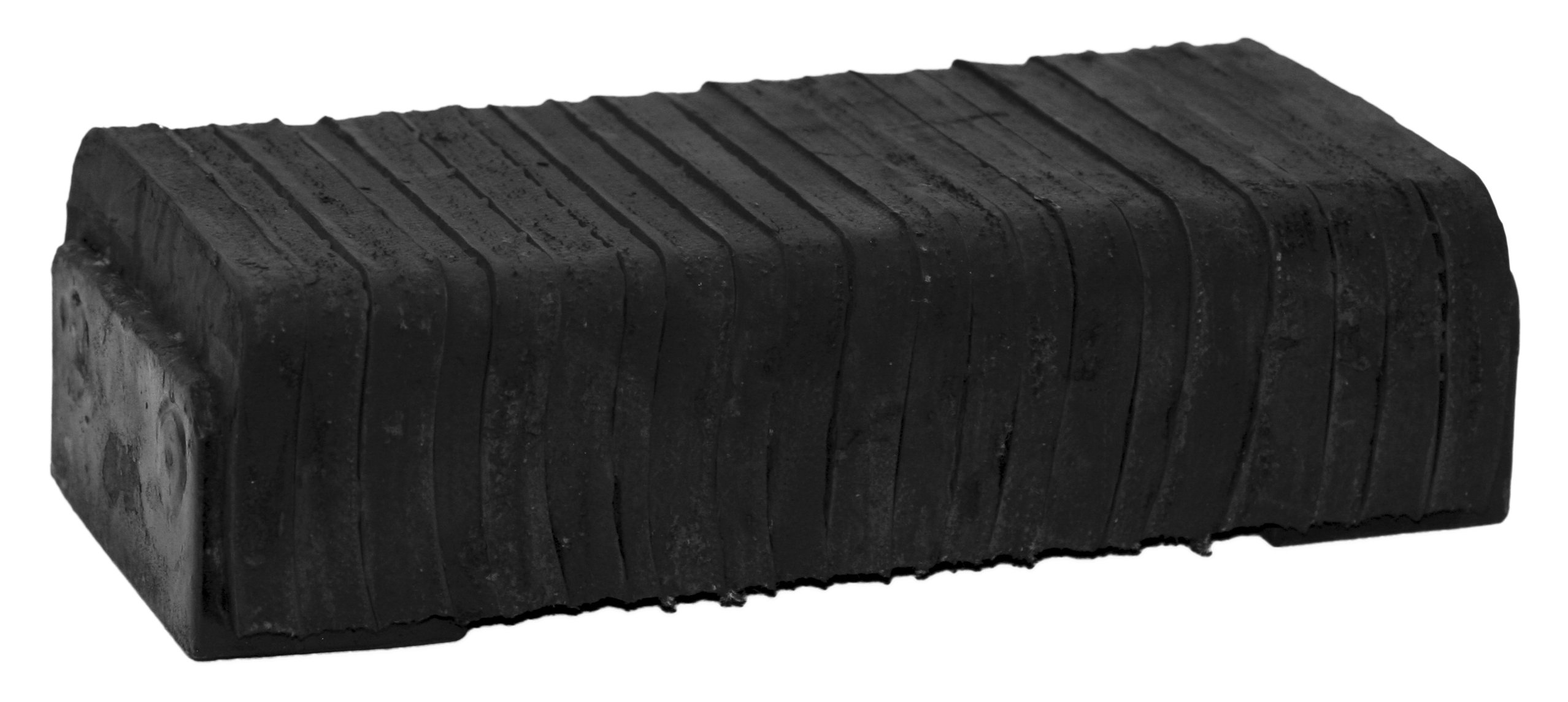 Buyers Products B9000 Rubber Laminated Bumper (Bumper,Rubber,Laminated,Weld-On,2/Box)