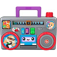 Fisher-Price GWN49 Laugh & Learn Busy Boombox