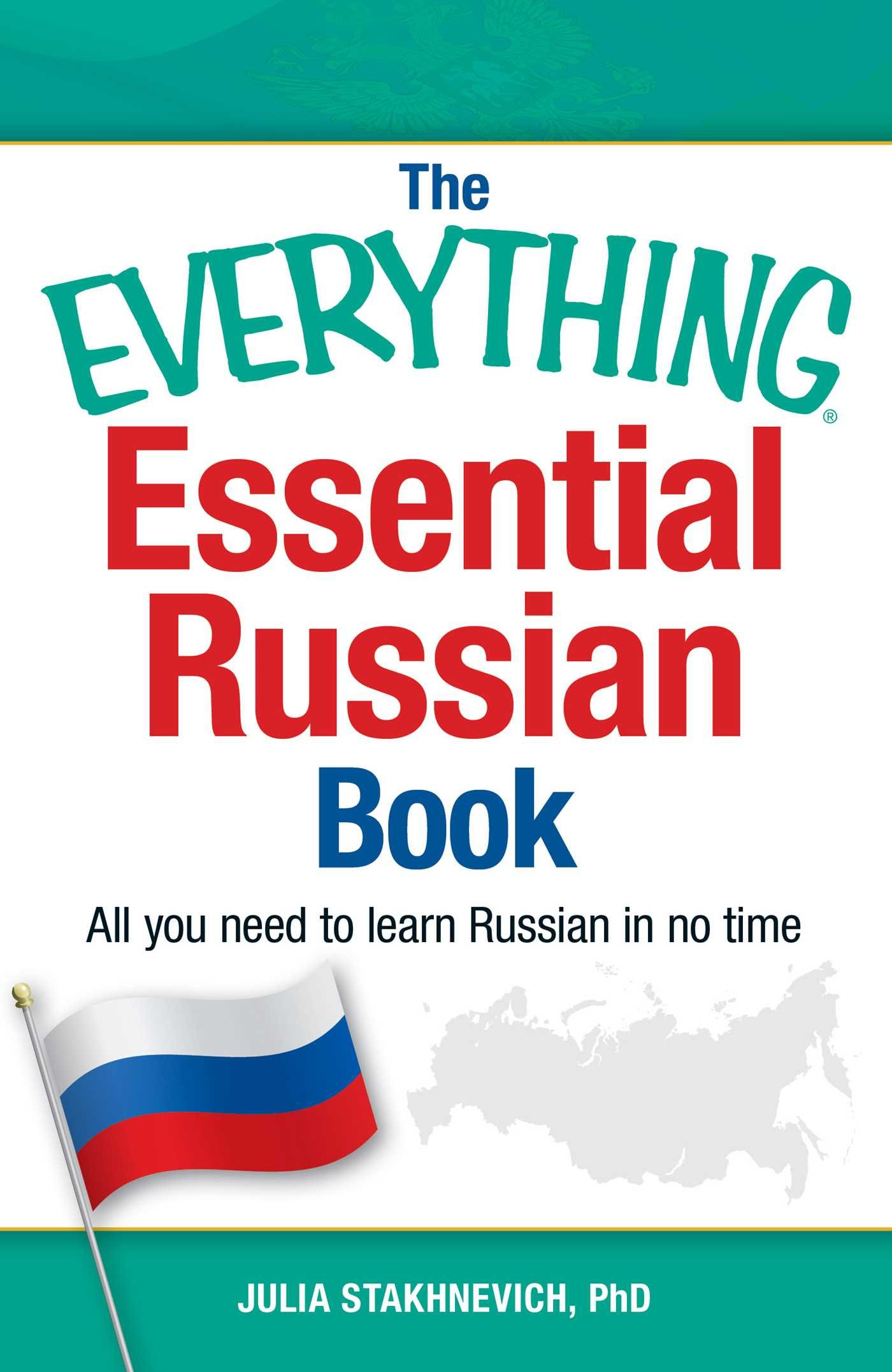 The Everything Learning Russian Book