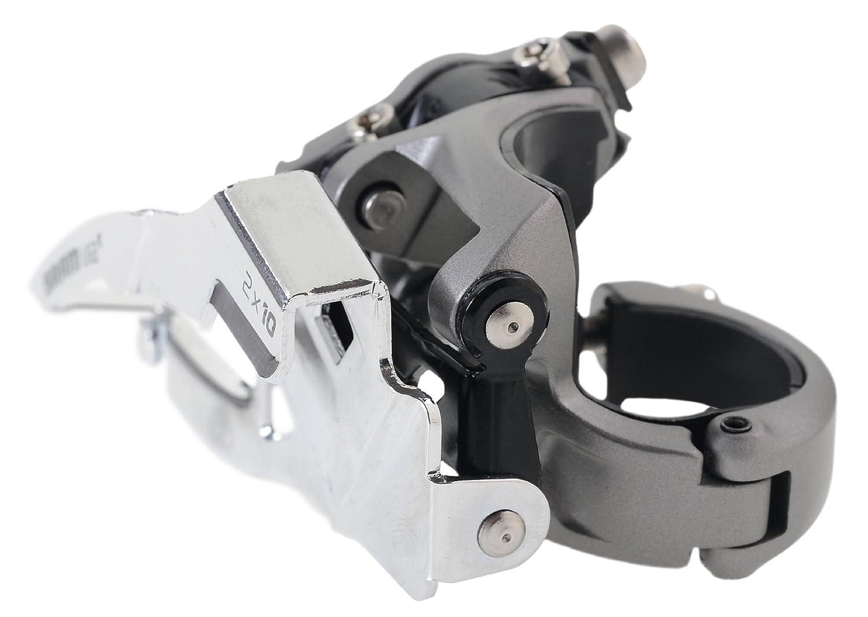 SRAM Via GT Front 2x10 Speed Derailleur (31.8/34.9-mm, Low Clamp) 00.7618.015.000