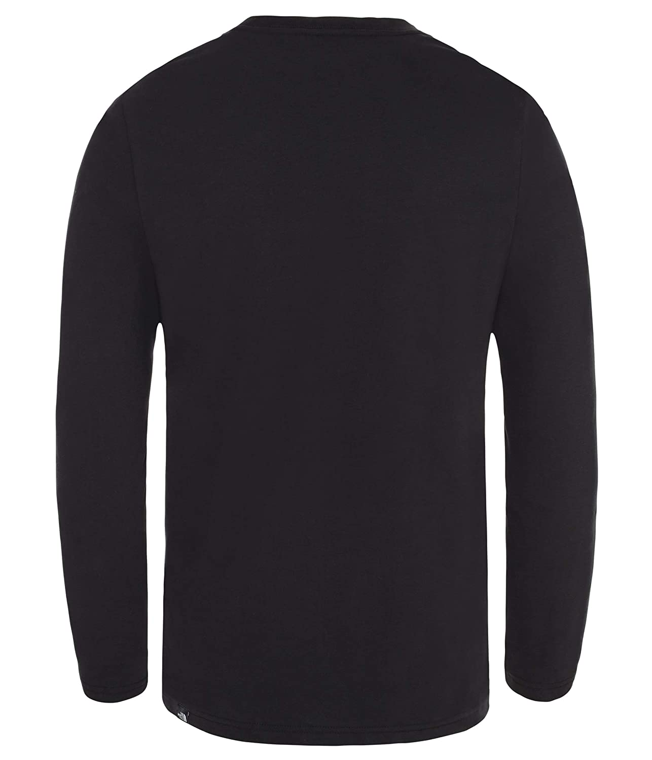 THE NORTH FACE Mens Fine Longsleeved T-Shirt Black