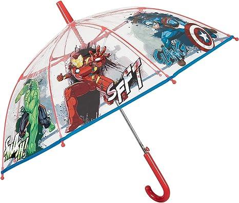 Iron Man Parapluie Automatique /à Trois Plis Unisexe Imprim/é Manuel Parapluie Parapluie Portable