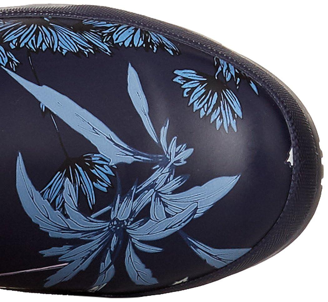 Tom Joule Damen Wellyprint Gummistiefel, Floral) Blau (French Navy Fay Floral) Gummistiefel, 8ce398