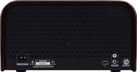 Soundmaster Nr 850 Nostalgie Stereo Dab Usb Radio Mit Cd Und Bluetooth Heimkino Tv Video