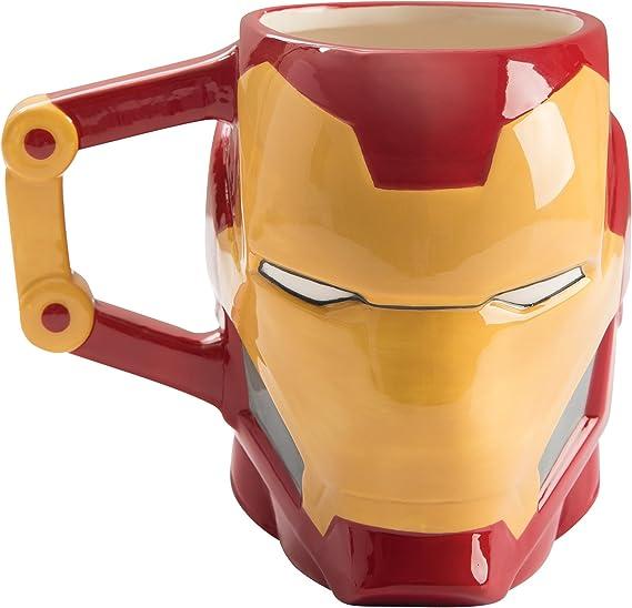 PERSONALISED GIFT MUG IRON MAN MUG PERSONALISED MUG COFFEE CUP