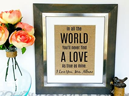 Amazon Prints Prints Prints Fiance Gifts For Girlfriend Gift