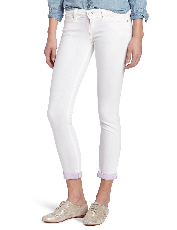 Levi's Juniors Demi Curve ID Cuffed Skinny Jean