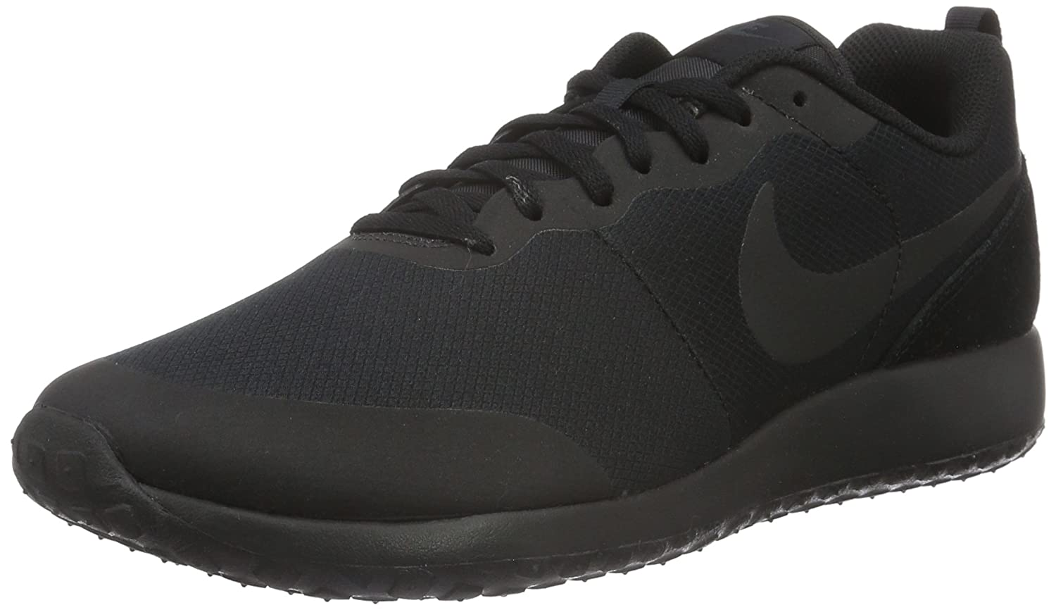 Nike Herren Mens Elite Shinsen Shoe Low-Top  44 EU|Schwarz (001 Black/Black-anthracite)