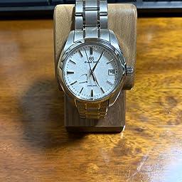 Amazon Co Jp Watchlife 時計スタンド 腕時計 スタンド ケース 時計置き 時計ケース ウォールナット 国産 1本用 中留ストッパー 腕時計