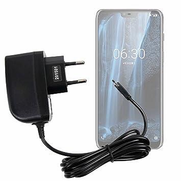 DURAGADGET Cargador (2 Amperios) para Smartphone Nokia 2.1 ...
