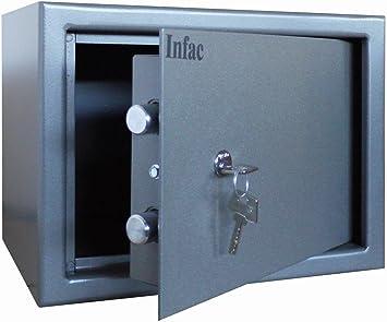 Infac-Caja fuerte para armas Infac: Amazon.es: Bricolaje y herramientas