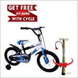 """Speed Bird BMX 16"""" Child Cycle - Kids Sports Bicycle For Boys & Girls - Age Group 5-7"""