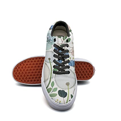 Dandelion Flowers Women¡s Casual Shoes Skateboard Sports New Trainers