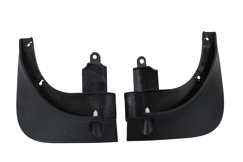 HYUNDAI Genuine Accessories 08460-3L500 Black Rear Splash Guard Azera Genuine Hyundai Accessories