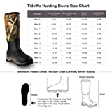 TIDEWE Hunting Boot for Men, Insulated 400G