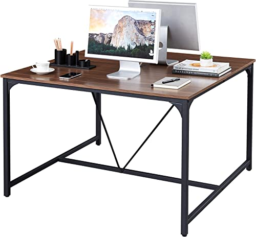Superjare 47 x 47 Inches Computer Desk